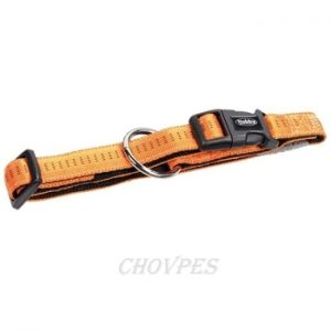 obojok nylonovy Soft grip orange